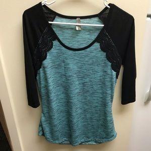 3/4 Sleeve Vanity Shirt